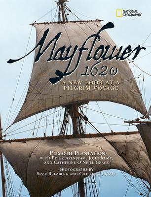 Mayflower 1620 Cover