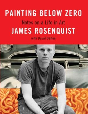 Painting Below Zero Cover