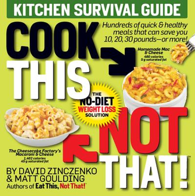 Cook This, Not That! Cover