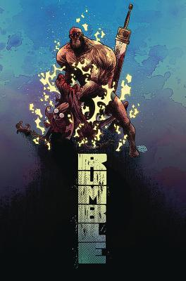 Rumble Volume 5: Things Remote Cover Image