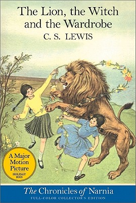 The Lion, the Witch and the Wardrobe Cover Image