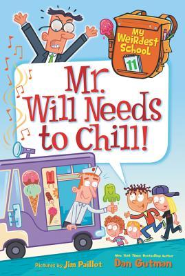 Cover for My Weirdest School #11