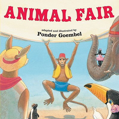 Animal Fair Cover