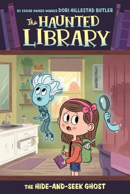 The Hide-and-Seek Ghost #8 (The Haunted Library #8) Cover Image