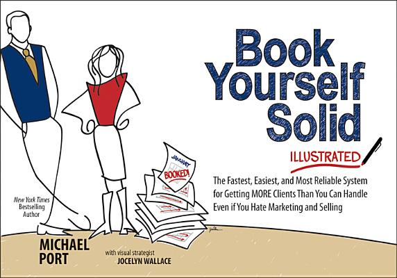 Book Yourself Solid Illustrated Cover