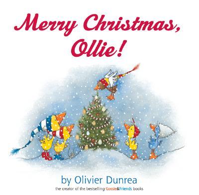 Merry Christmas, Ollie! Cover
