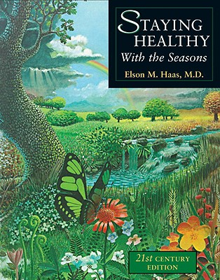 Staying Healthy with the Seasons Cover
