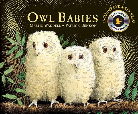 Owl Babies [With DVD] Cover Image