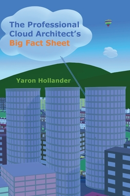 The Professional Cloud Architect's Big Fact Sheet Cover Image