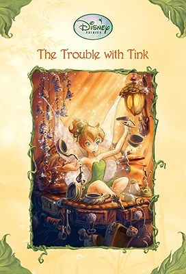 Cover for The Trouble with Tink