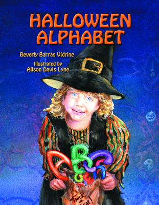 Halloween Alphabet Cover Image