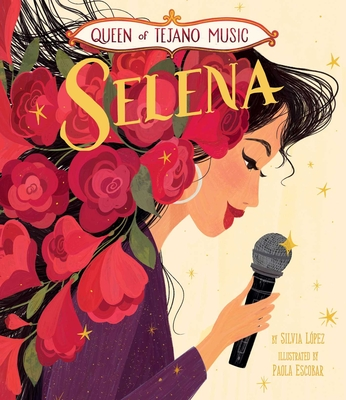 Queen of Tejano Music: Selena Cover Image