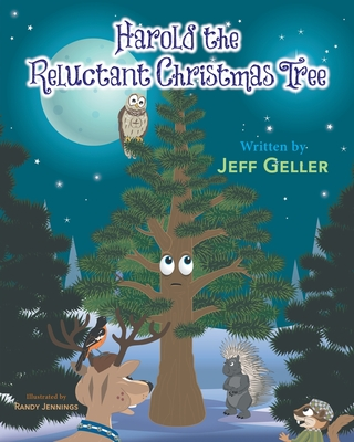 Harold the Reluctant Christmas Tree Cover Image