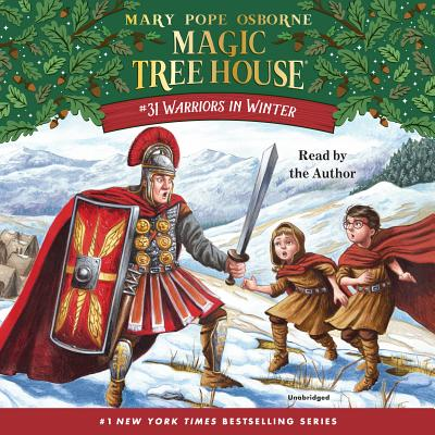 Warriors in Winter (Magic Tree House (R) #31) Cover Image
