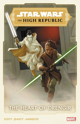 Star Wars: The High Republic Vol. 2 Cover Image