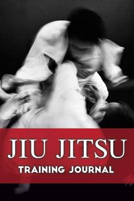 Jiu Jitsu Training Journal Cover Image