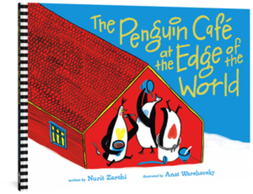 The Penguin Cafe at the Edge of the World Cover Image