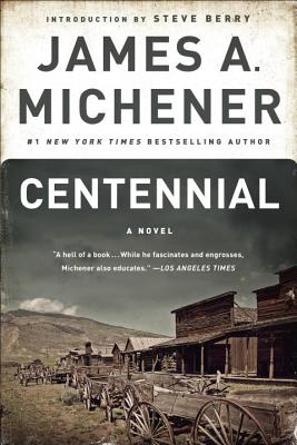 Centennial: A Novel Cover Image