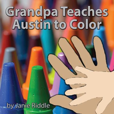 Grandpa Teaches Austin to Color Cover Image