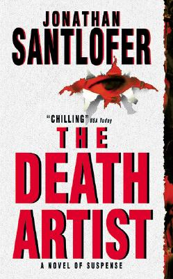 The Death Artist (Kate McKinnon Novels #1) Cover Image