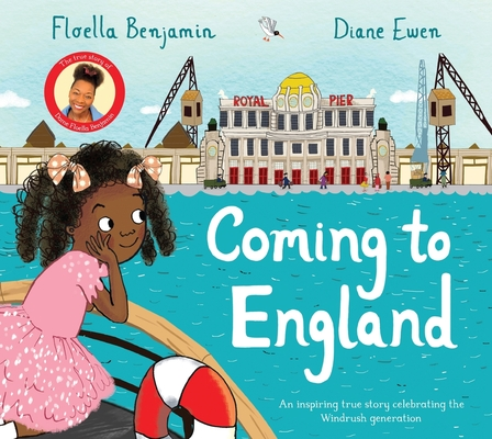 Coming to England: Picture Book Edition Cover Image