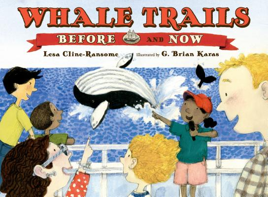 Whale Trails, Before and Now Cover Image