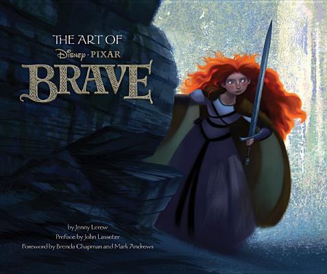 Art of Brave Cover Image