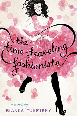The Time-Traveling Fashionista Cover
