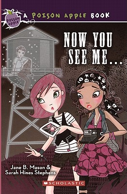 Now You See Me... Cover