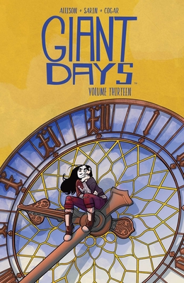 Giant Days Vol. 13 Cover Image