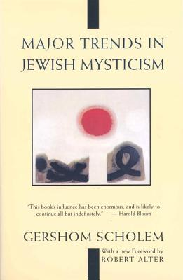 Major Trends in Jewish Mysticism Cover