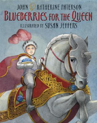 Blueberries for the Queen Cover Image