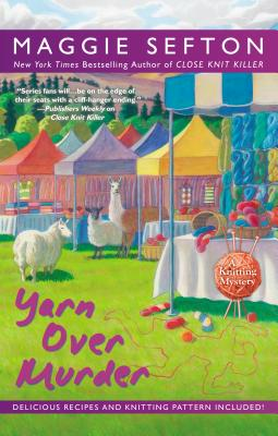 Yarn Over Murder Cover Image