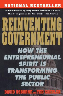 Reinventing Government: The Five Strategies for Reinventing Government Cover Image
