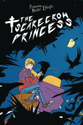 The Scarecrow Princess Cover Image