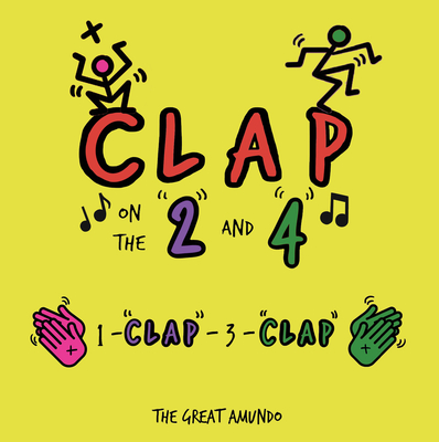 Clap on the 2 and 4 Cover Image
