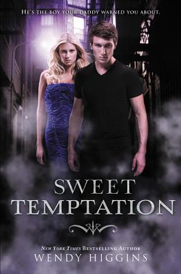 Sweet Temptation (Sweet Evil #4) Cover Image