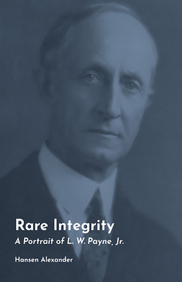 Cover for Rare Integrity