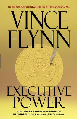 Executive Power Cover Image