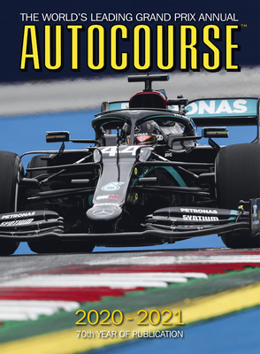 Autocourse 2020-2021: The World's Leading Grand Prix Annual - 70th Year of Publication Cover Image