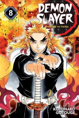 Demon Slayer: Kimetsu no Yaiba, Vol. 8 Cover Image