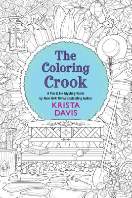 The Coloring Crook (Pen & Ink #2) Cover Image