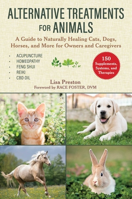 Cover for Alternative Treatments for Animals