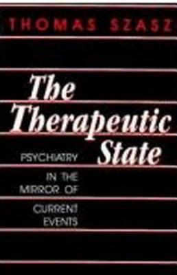 The Therapeutic State Cover