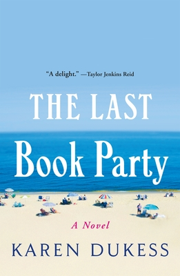 The Last Book Party: A Novel Cover Image
