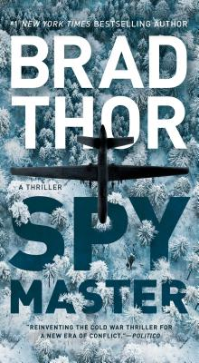 Spymaster: A Thriller (The Scot Harvath Series #18) Cover Image