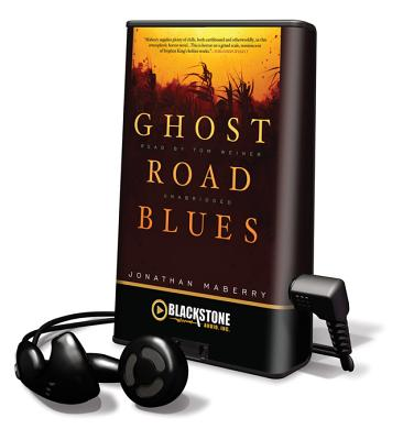 Ghost Road Blues (Playaway Adult Fiction) Cover Image