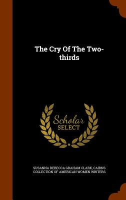 The Cry of the Two-Thirds Cover Image