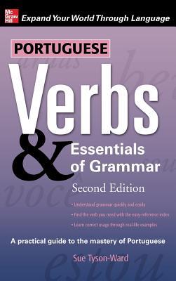 Portuguese Verbs & Essentials of Grammar (Verbs and Essentials of Grammar) Cover Image