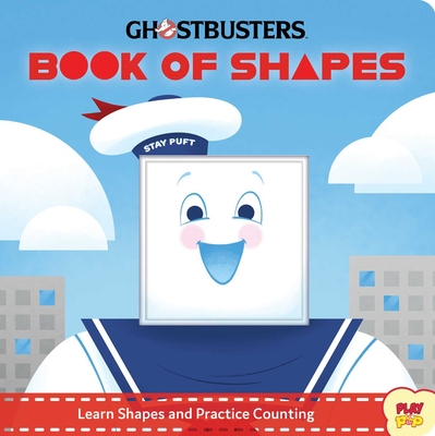 Ghostbusters: Book of Shapes (PlayPop) Cover Image